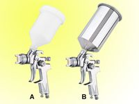 hvlp air paint spray guns