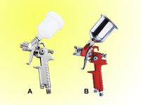 Mini.HVLP spray gun