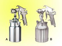 pneumatic spray guns devilbiss type 4001