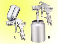 high pressure spray guns(gravity&suction)w-77