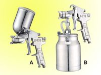 air spray gun(gravity & suction)s-770