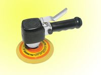 "Air Orbital Sander (Dual Action) w / 6 ""platorello"