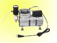 mini compressor for airbrush kit