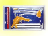 6pcs pneumatic grease gun