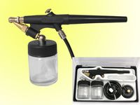 Airbrush constituent kit