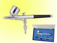Double action Airbrush tanning kit