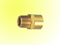 pneumatic fitting brass