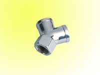 pneumatic fitting Y type