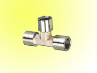 T air compressor fittings
