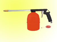 Air washing gun