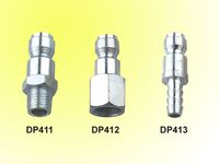 Truflate connector
