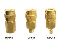 American 3 in 1 couplers copper