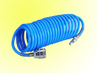 5m pu air hose with quick connector