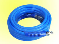 10m pu air hose with quick connector