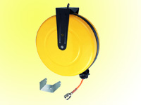 15m pu air hose reel set