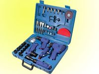 50pcs air pneumatic tools kit