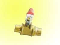 connector valve for compressor