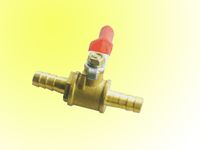 hose-hose connector valve
