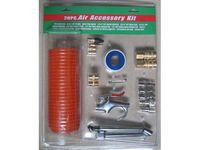 20pcs pneumatic accessories kit