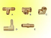 pneumatic fittings copper