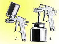 High pressure air spray gun H-83