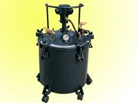 40L paint tank(air agitator)