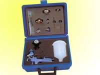 hvlp paint spray gun kit
