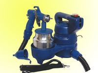 Electric HVLP paint spray gun,turbine type,tannint kit