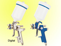LVMP low volume medium pressure paint spray gun