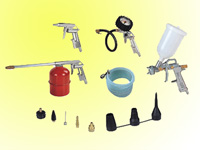 13pcs air tools kit